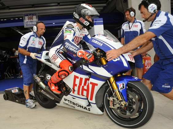 MotoGP 2010 Jorge Lorenzo