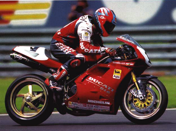 SBK 1995 Carl Fogarty