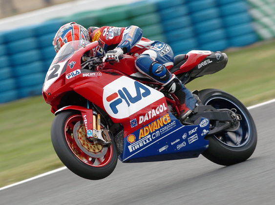 SBK 2004  James Toseland