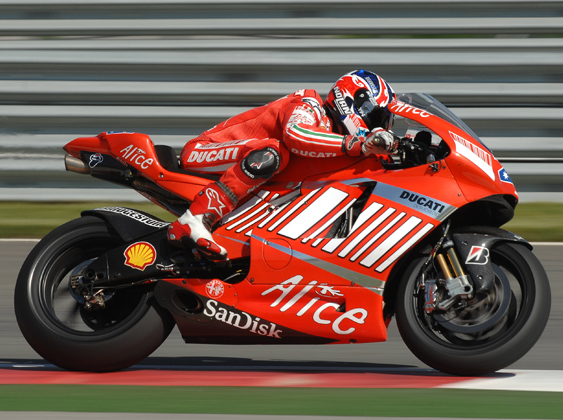 MotoGP 2007 Casey Stoner