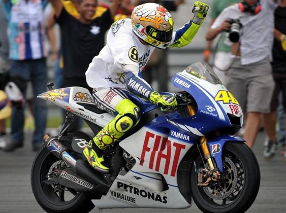 MotoGP 2009 Valentino Rossi