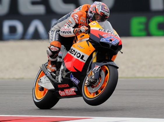 MotoGP 2011 Casey Stoner