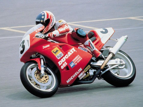 SBK 1990 Raymond Roche