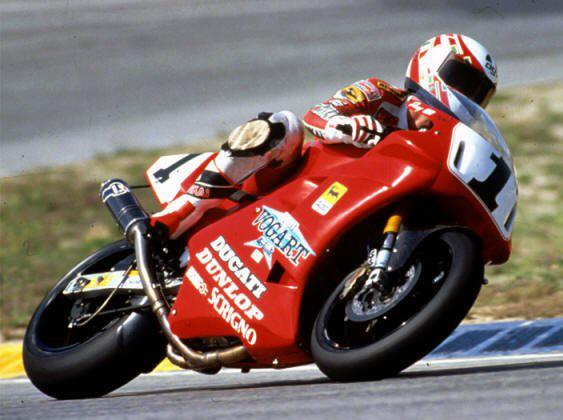 SBK 1992 Doug Polen