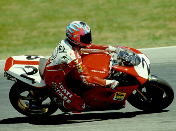 SBK 1994 Carl Fogarty