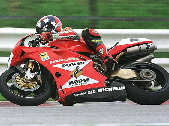 SBK 1996 Troy Corser