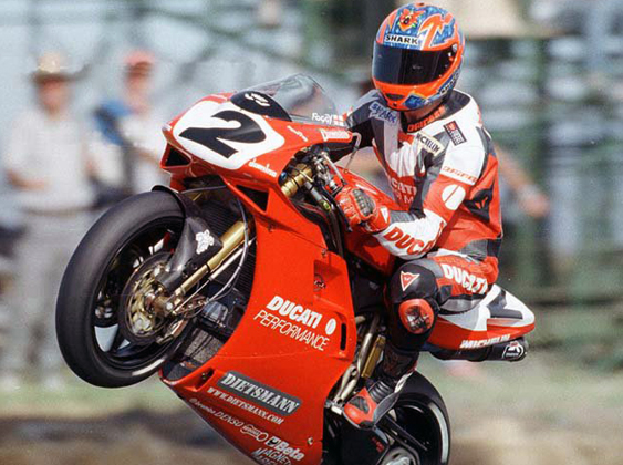 SBK 1998 Carl Fogarty