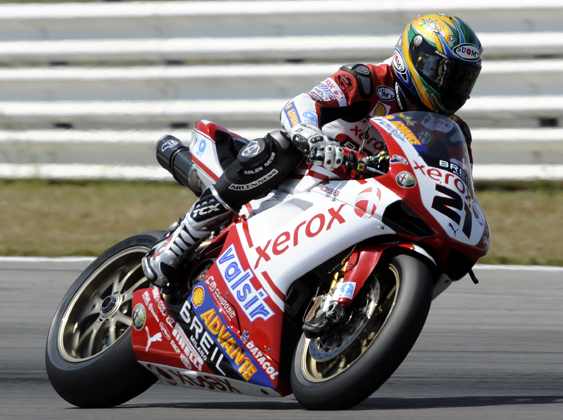 SBK 2008 Troy Bayliss